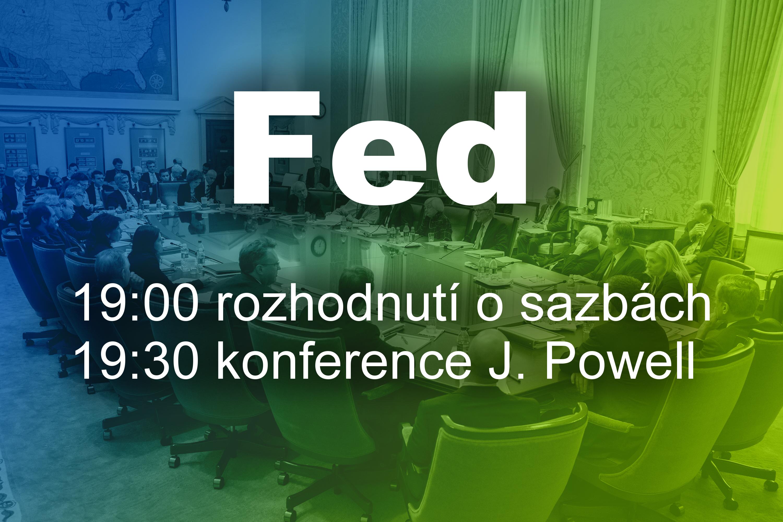 Zasedání amerického Fedu