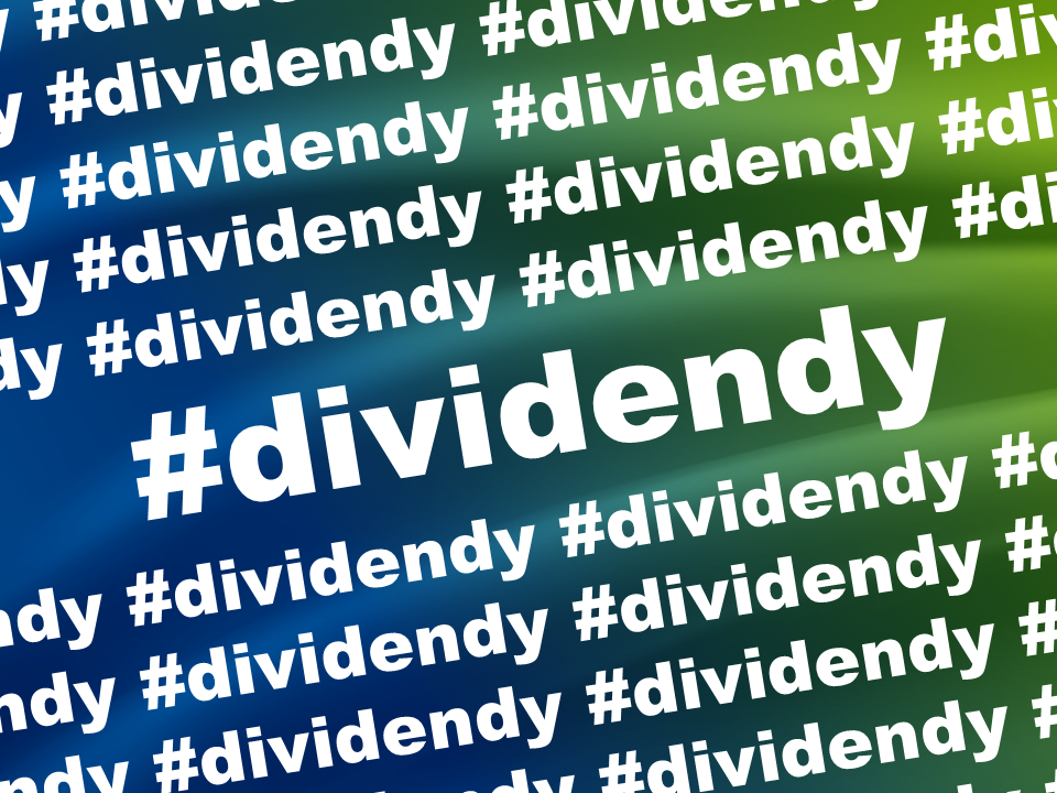 Dividendový expres, nový seriál Fio banky o dividendách