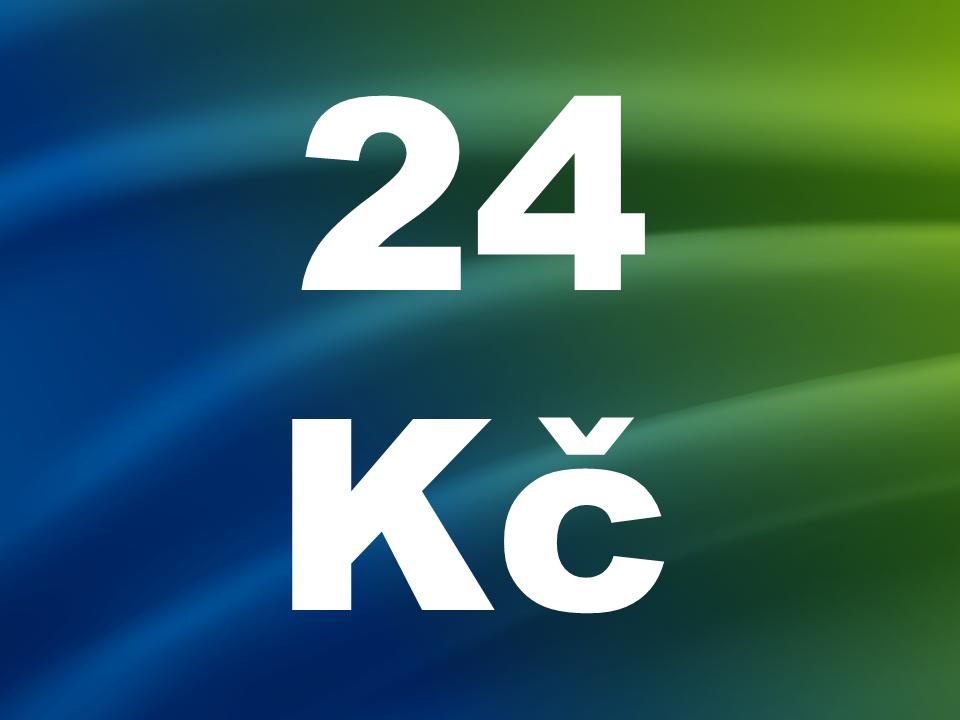 Valná hromada společnosti ČEZ v 05:42 schválila návrh představenstva na výplatu dividendy ve výši 24 Kč.