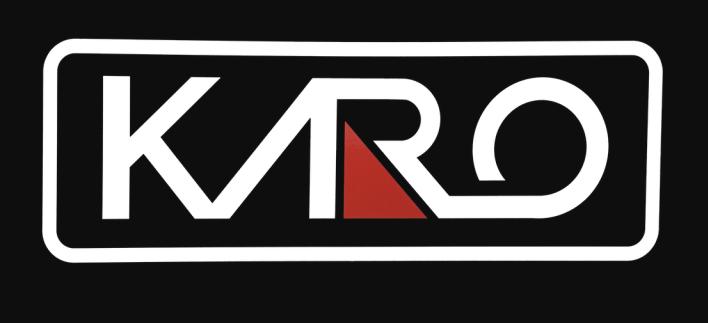 Logo skupiny KARO