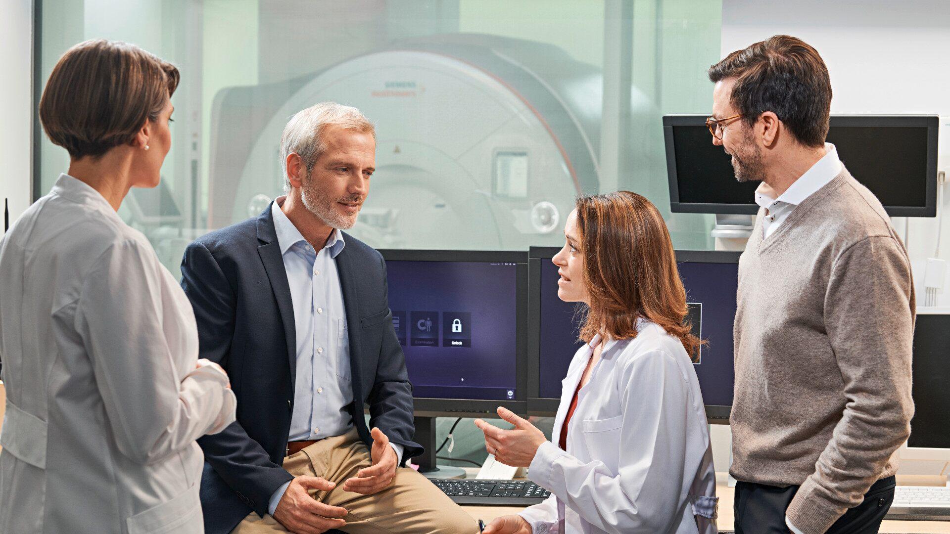 Siemens Healthineers kupuje společnost ECG Management Consultants se sídlem v kalifornském San Diegu