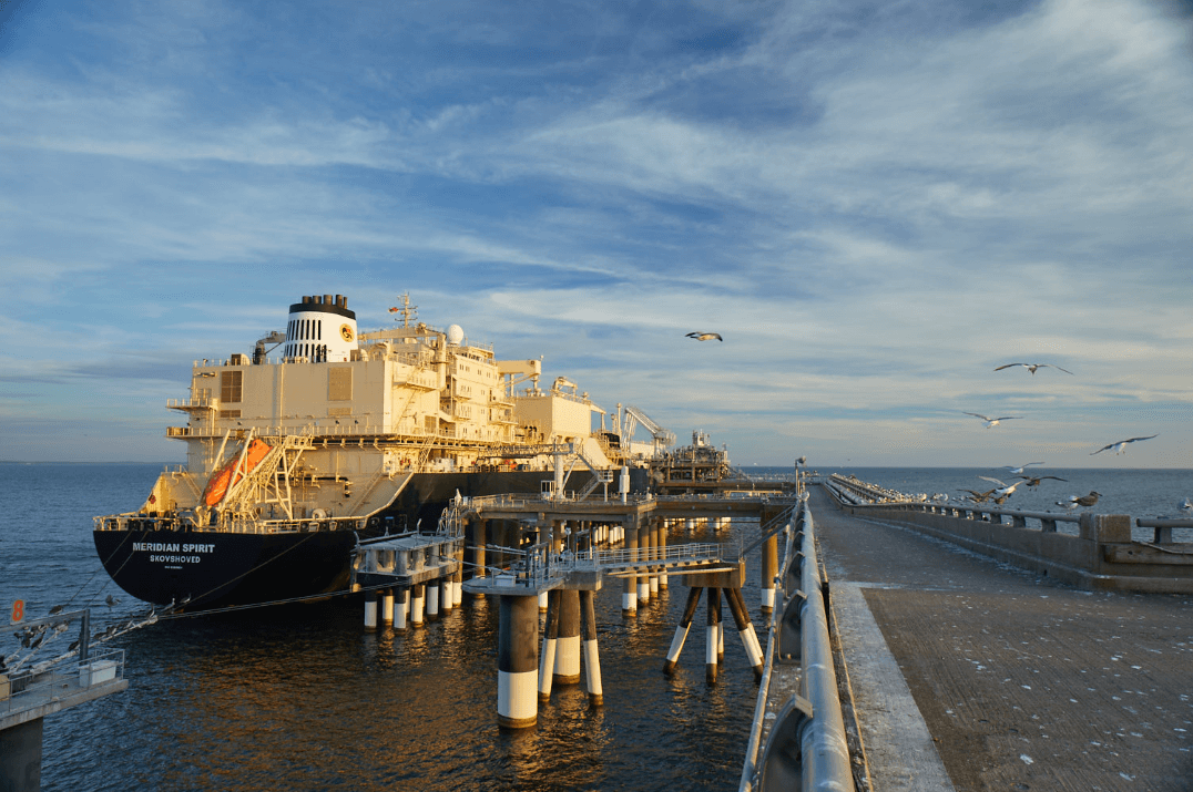 Berkshire Hathaway Energy získá mimo jiné 25% podíl v terminálu Cove Point