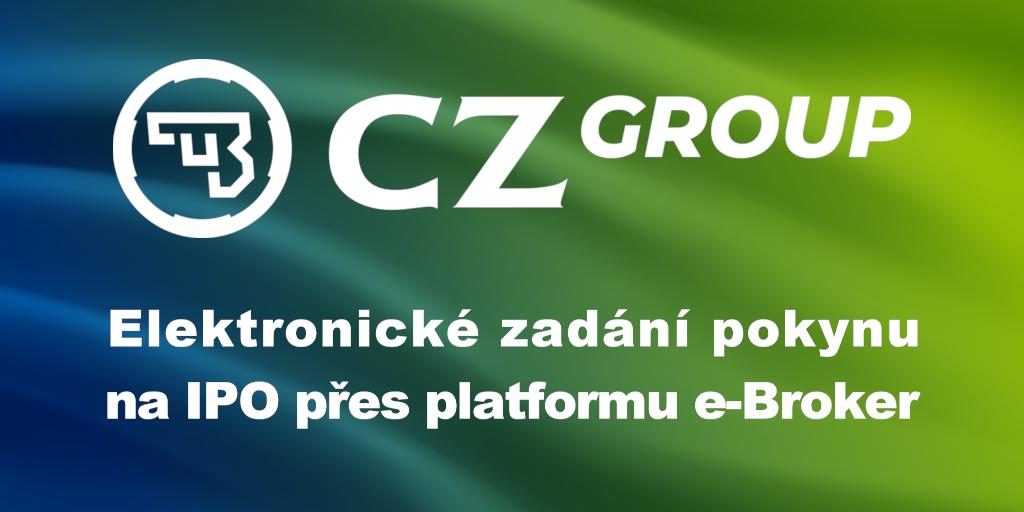 Fio banka přijímá pokyny na IPO České zbrojovky také elektronicky