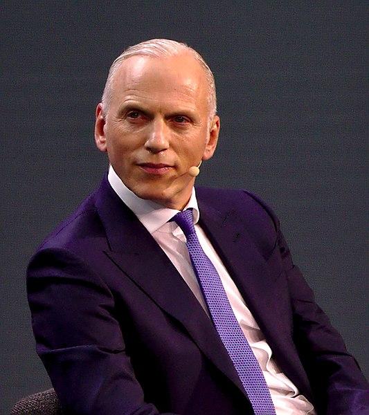 Pieter Nota, ředitel prodeje ve společnosti BMW