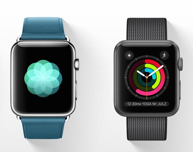Původní generace hodinek Apple Watch
