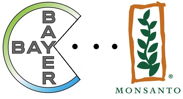 Bayer, Monsanto Logo