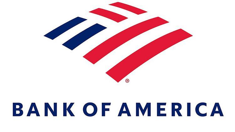 Oficiální logo Bank of America
