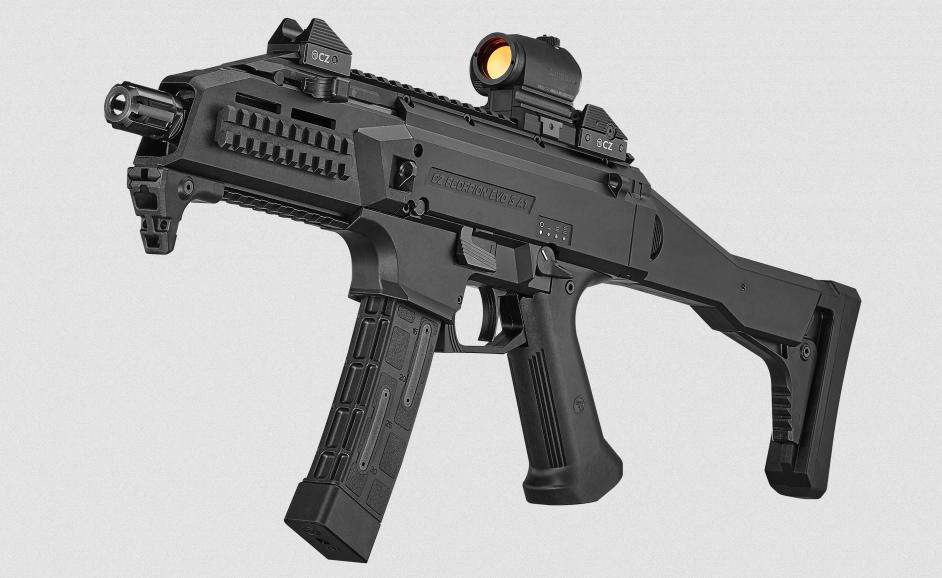 Scorpion Evo 3 A1, zdroj: Česká zbrojovka
