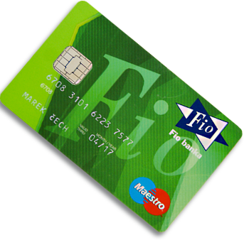 Maestro Contactless Contactless Electronic Payment Cards Fio Banka