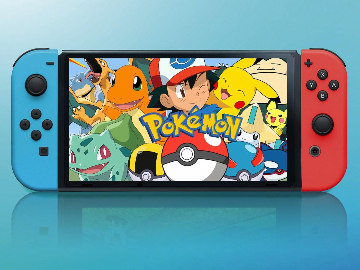 Pokemon Let's Go na Nintendo Switch
